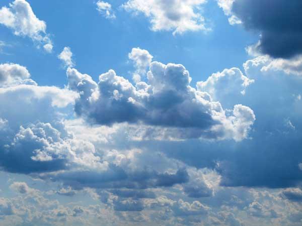 Кучевые облака (Cumulus, Cu)
