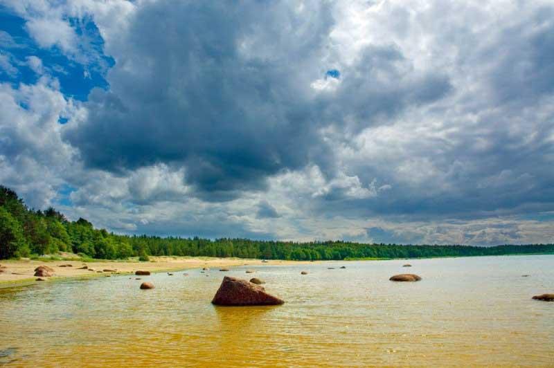 Фото эротика на берегу финского залива 8 фотография