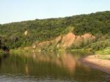 Река Хопер на территории заповедника